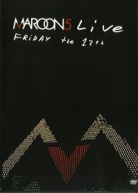 Cover Maroon 5 - Live - Friday The 13th [DVD]